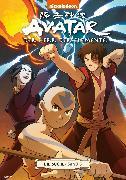 Cover-Bild zu Avatar - Der Herr der Elemente 7: Die Suche 3 (eBook) von Yang, Gene Luen