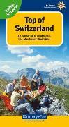 Cover-Bild zu Maurer, Raymond: Top of Switzerland, Le plaisir de la randonnée