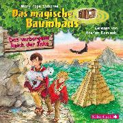 Cover-Bild zu Osborne, Mary Pope: Das verborgene Reich der Inka (Das magische Baumhaus 58) (Audio Download)