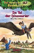 Cover-Bild zu Osborne, Mary Pope: Das magische Baumhaus (Band 1) - Im Tal der Dinosaurier (eBook)
