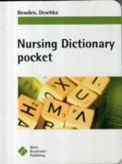 Cover-Bild zu Nursing Dictionary Pocket von Bowden, Suzanne