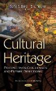 Cover-Bild zu Cultural Heritage von Berg, Sofie S (Hrsg.)