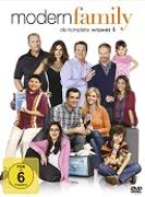 Cover-Bild zu Jason Winer, Reginald Hudlin, Randall Einhorn (Reg.): Modern Family - Staffel 4