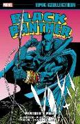 Cover-Bild zu Hudlin, Reginald: Black Panther Epic Collection: Panther's Prey