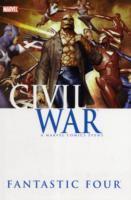 Cover-Bild zu Hudlin, Reginald: Civil War: Fantastic Four