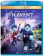 Cover-Bild zu Animation (Schausp.): Onward - En Avant (1Disc)