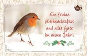 Cover-Bild zu Ein frohes Weihnachtsfest und alles Gute im neuen Jahr! von Engeln, Reinhard (Gestaltet)