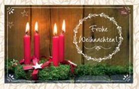 Cover-Bild zu Frohe Weihnachten! von Engeln, Reinhard (Gestaltet)