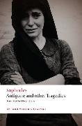 Cover-Bild zu Sophocles: Antigone and other Tragedies