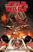 Cover-Bild zu Aaron, Jason: Star Wars Comics: Der letzte Flug der Harbinger (Ein Comicabenteuer)
