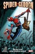 Cover-Bild zu Gage, Christos: Spider-Geddon