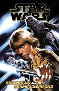 Cover-Bild zu Aaron, Jason: Star Wars Comics: Showdown auf dem Schmugglermond (Ein Comicabenteuer)