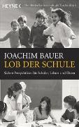 Cover-Bild zu Bauer, Joachim: Lob der Schule