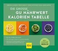 Cover-Bild zu Nährwert-Kalorien-Tabelle, Die große GU von Elmadfa, Ibrahim