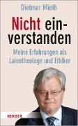 Cover-Bild zu Mieth, Dietmar: Nicht einverstanden (eBook)