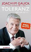 Cover-Bild zu Gauck, Joachim: Toleranz: Einfach schwer (eBook)