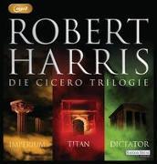 Cover-Bild zu Harris, Robert: Cicero Trilogie