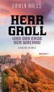 Cover-Bild zu Riess, Erwin: Herr Groll und das Ende der Wachau