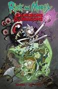 Cover-Bild zu Rick and Morty vs. Dungeons & Dragons von Rothfuss, Patrick