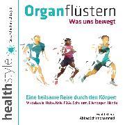 Cover-Bild zu Organflüstern (Audio Download) von Kliegel, Ewald