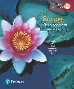 Cover-Bild zu Biology: A Global Approach plus MasteringBiology with Pearson eText, Global Edition von Wasserman, Steven A.