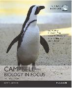 Cover-Bild zu Campbell Biology in Focus with MasteringBiology, Global Edition von Urry, Lisa A
