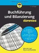 Cover-Bild zu Griga, Michael: Buchführung und Bilanzierung für Dummies