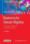 Cover-Bild zu Numerische lineare Algebra von Bornemann, Folkmar