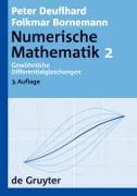 Cover-Bild zu Gewöhnliche Differentialgleichungen (eBook) von Bornemann, Folkmar