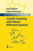 Cover-Bild zu Scientific Computing with Ordinary Differential Equations von Bornemann, Folkmar