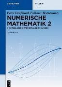 Cover-Bild zu Numerische Mathematik 2 von Deuflhard, Peter