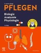 Cover-Bild zu Menche, Nicole: PFLEGEN Biologie Anatomie Physiologie + E-Book