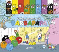 Cover-Bild zu Farben kennen mit Barbapapa von Taylor, Talus