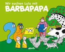 Cover-Bild zu Wir suchen Lulu mit Barbapapa von Taylor, Talus