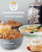Cover-Bild zu Chelsea Monroe-Cassel: Overwatch: The Official Cookbook