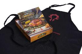 Cover-Bild zu Monroe-Cassel, Chelsea: World of Warcraft: The Official Cookbook Gift Set