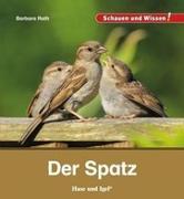 Cover-Bild zu Der Spatz von Rath, Barbara