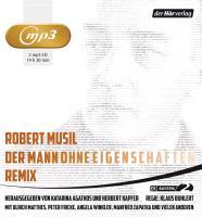 Cover-Bild zu Musil, Robert: Der Mann ohne Eigenschaften. Remix