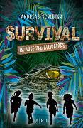 Cover-Bild zu Survival - Im Auge des Alligators von Schlüter, Andreas