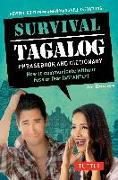 Cover-Bild zu Survival Tagalog Phrasebook & Dictionary: How to Communicate Without Fuss or Fear Instantly! von Barrios, Joi