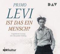 Cover-Bild zu Levi, Primo: Ist das ein Mensch?