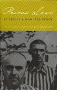 Cover-Bild zu Levi, Primo: If This Is A Man/The Truce (eBook)
