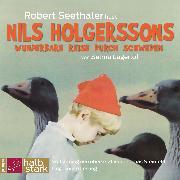 Cover-Bild zu Nils Holgerssons wunderbare Reise durch Schweden (Ungekürzt) (Audio Download) von Lagerlöf, Selma