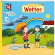 Cover-Bild zu WAS IST WAS Kindergarten Band 14. Wetter von Bischoff, Karin