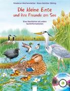 Cover-Bild zu Die kleine Ente und ihre Freunde am See von Reichenstetter, Friederun
