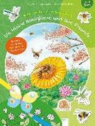 Cover-Bild zu Die kleine Honigbiene und ihre Freunde von Reichenstetter, Friederun