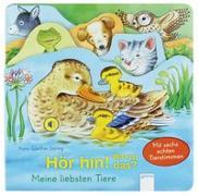 Cover-Bild zu Hör hin! Was ist das? Meine liebsten Tiere von Döring, Hans-Günther