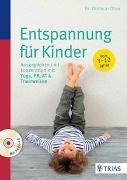Cover-Bild zu Entspannung für Kinder von Ohm, Dietmar