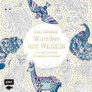 Cover-Bild zu Millie Marotta's Wunder der Wildnis - Die schönsten Ausmalabenteuer von Marotta, Millie