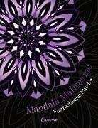 Cover-Bild zu Mandala-Malträume: Fantastische Muster von Häcker-Becker, Manuela (Illustr.)